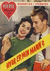 Cover for Hjerterevyen (Serieforlaget / Se-Bladene / Stabenfeldt, 1960 series) #7/1960