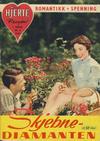 Cover for Hjerterevyen (Serieforlaget / Se-Bladene / Stabenfeldt, 1960 series) #8/1960