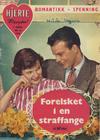 Cover for Hjerterevyen (Serieforlaget / Se-Bladene / Stabenfeldt, 1960 series) #14/1960