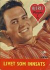 Cover for Hjerterevyen (Serieforlaget / Se-Bladene / Stabenfeldt, 1960 series) #7/1961