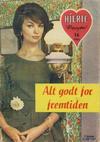Cover for Hjerterevyen (Serieforlaget / Se-Bladene / Stabenfeldt, 1960 series) #16/1961