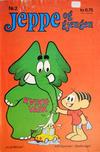 Cover for Jeppe og gjengen (Hjemmet / Egmont, 1977 series) #2