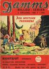 Cover for Damms Billedserier [Damms Billed-serier] (N.W. Damm & Søn [Damms Forlag], 1941 series) #7/1942