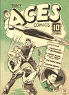 Cover for Three Aces Comics (Anglo-American Publishing Company Limited, 1941 series) #v3#9 [33]