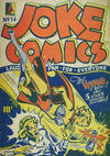 Cover for Joke Comics (Bell Features, 1942 series) #14