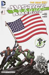 Cover Thumbnail for Justice League of America (2013 series) #1 [Emerald City Comicon]