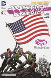 Cover Thumbnail for Justice League of America (2013 series) #1 [WonderCon Cover]
