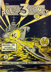 Cover for Three Aces Comics (Anglo-American Publishing Company Limited, 1941 series) #v1#4