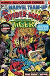Cover for Marvel Team-Up (Marvel, 1972 series) #40 [British price variant]