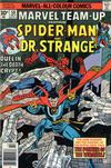 Cover for Marvel Team-Up (Marvel, 1972 series) #50 [British price variant.]