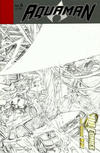 Cover Thumbnail for Aquaman (2011 series) #6 [black & white variant]