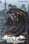 Cover for Batman: The Dark Knight (DC, 2011 series) #11 [Toronto Fan Expo]