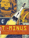 Cover for T-Minus: The Race to the Moon (Simon and Schuster, 2009 series)