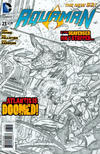 Cover for Aquaman (DC, 2011 series) #23 [Paul Pelletier Sketch Variant]