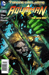 Cover for Aquaman (DC, 2011 series) #17 [Newsstand Edition]