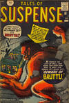 Cover for Tales of Suspense (Marvel, 1959 series) #22 [British]