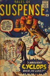 Cover for Tales of Suspense (Marvel, 1959 series) #10 [British]