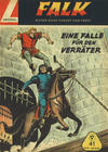 Cover for Falk, Ritter ohne Furcht und Tadel (Lehning, 1963 series) #41