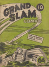 Cover for Grand Slam Comics (Anglo-American Publishing Company Limited, 1941 series) #v1#6 [6]