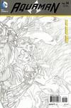 Cover for Aquaman (DC, 2011 series) #14 [Ivan Reis Wraparound Sketch Variant]