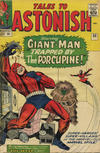 Cover for Tales to Astonish (Marvel, 1959 series) #53 [UK edition]