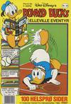 Cover for Donald Ducks Elleville Eventyr (Hjemmet / Egmont, 1986 series) #25 [Reutsendelse]
