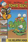 Cover for Donald Ducks Elleville Eventyr (Hjemmet / Egmont, 1986 series) #26 [Reutsendelse]