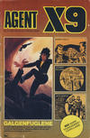 Cover for Agent X9 (Nordisk Forlag, 1974 series) #2/1975