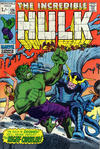 Cover for The Incredible Hulk (Marvel, 1968 series) #126 [British Price Variant]