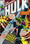Cover Thumbnail for The Incredible Hulk (1968 series) #142 [British price variant.]