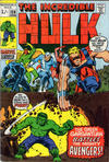 Cover for The Incredible Hulk (Marvel, 1968 series) #128 [British Price Variant]