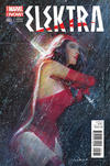 Cover Thumbnail for Elektra (2014 series) #1 [Incentive Bill Sienkiewicz Variant]