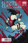 Cover Thumbnail for Elektra (2014 series) #1 [Incentive Paolo Rivera Variant]