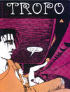 Cover for Tropo (Blackbird Comics, 1990 series) #2