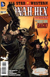 Cover for All Star Western (DC, 2011 series) #30