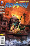Cover for Aquaman (DC, 2011 series) #30