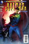 Cover Thumbnail for Batman / Superman (2013 series) #9