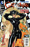 Cover for Catwoman (DC, 2011 series) #30