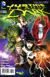 Cover for Justice League Dark (DC, 2011 series) #30