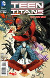Cover for Teen Titans (DC, 2011 series) #30 [Direct Sales]