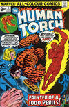 Cover for The Human Torch (Marvel, 1974 series) #8 [British]