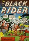 Cover for Black Rider (Bell Features, 1950 ? series) #13