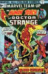 Cover for Marvel Team-Up (Marvel, 1972 series) #35 [British]
