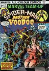Cover for Marvel Team-Up (Marvel, 1972 series) #24 [British]