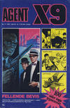 Cover for Agent X9 (Nordisk Forlag, 1974 series) #5/1975