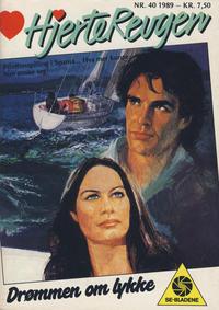 Cover Thumbnail for Hjerterevyen (Serieforlaget / Se-Bladene / Stabenfeldt, 1960 series) #40/1989