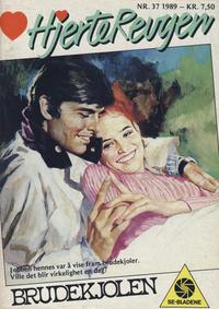 Cover Thumbnail for Hjerterevyen (Serieforlaget / Se-Bladene / Stabenfeldt, 1960 series) #37/1989