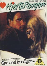 Cover Thumbnail for Hjerterevyen (Serieforlaget / Se-Bladene / Stabenfeldt, 1960 series) #35/1989