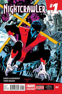 Cover Thumbnail for Nightcrawler (Marvel, 2014 series) #1