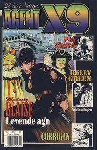 Cover Thumbnail for Agent X9 (Hjemmet / Egmont, 1998 series) #5/1999